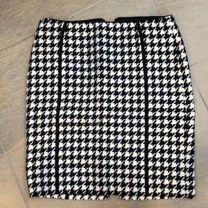 White House /black market skirt